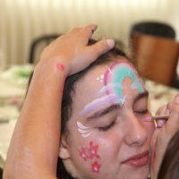 ציורי פנים במודיעין