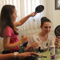 פעילות קיץ לנערות