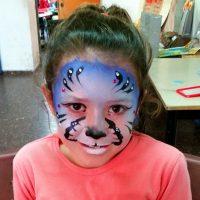 ציורי פנים לגנים