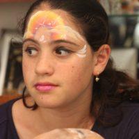 ציורי פנים למבוגרים