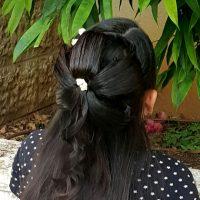 פרח מהשיער
