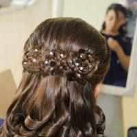Flower braids